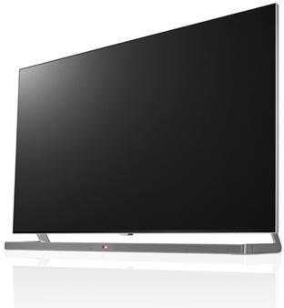 LG 55LB870V Zwart