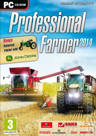 Professional Farmer 2014, PC (Windows)