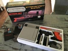 NES Action Set