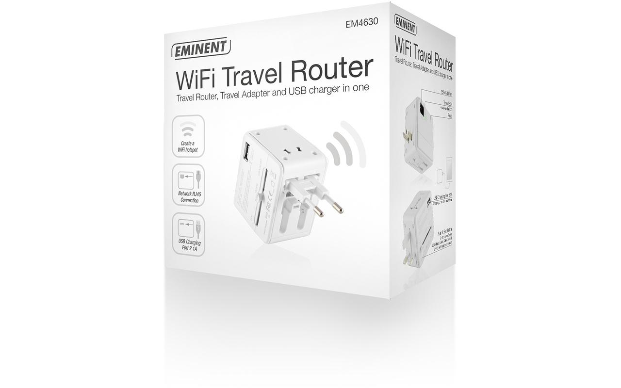 Eminent Em4630 Wifi Travel Router Specificaties Tweakers