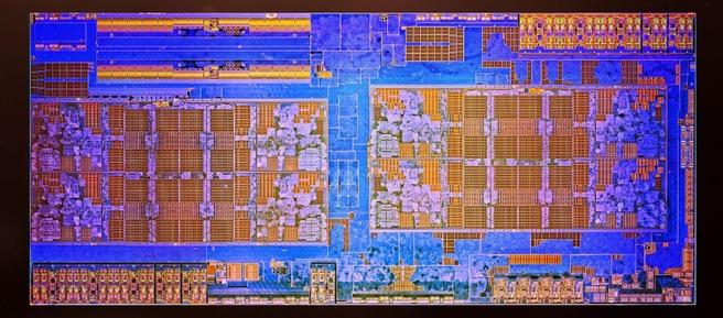 AMD Ryzen die