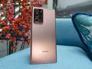 Samsung Galaxy Note 20 Ultra productfoto's preview