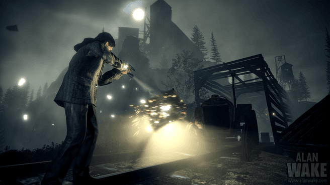 Alan Wake - X10 screenshots