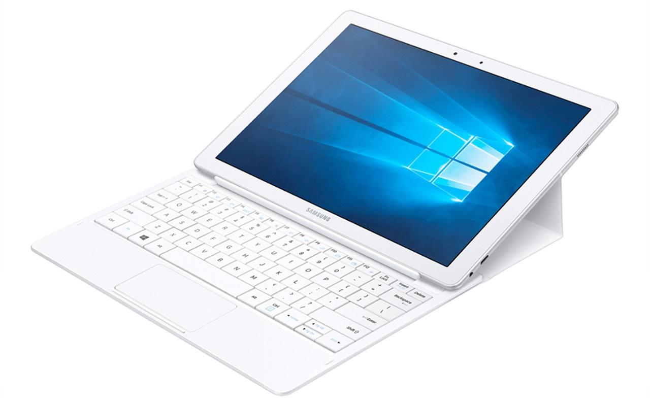 Samsung Galaxy Tab Pro S met Windows 10
