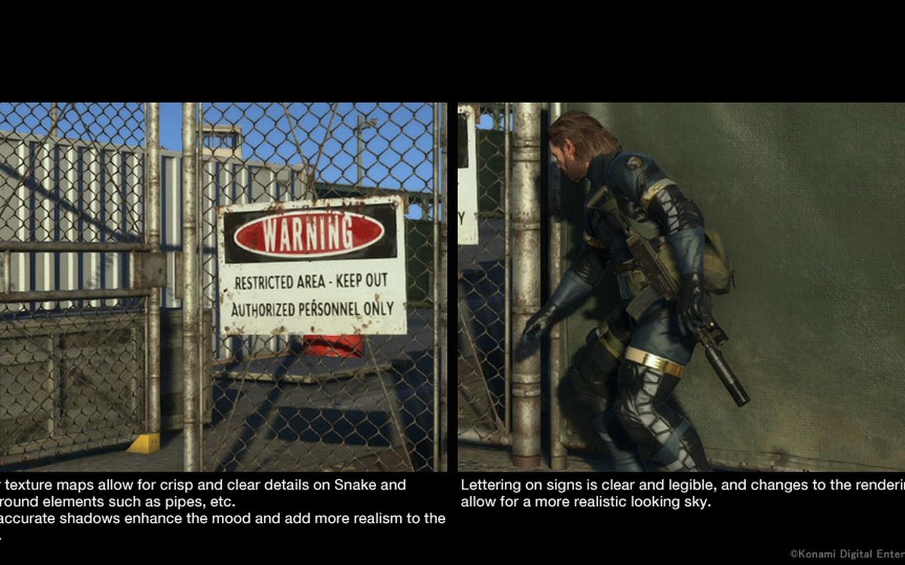 MGSV: PS4 (zoom)