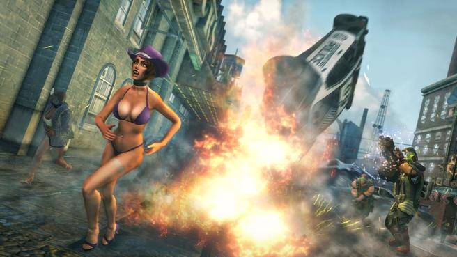 E3: Saints Row The Third