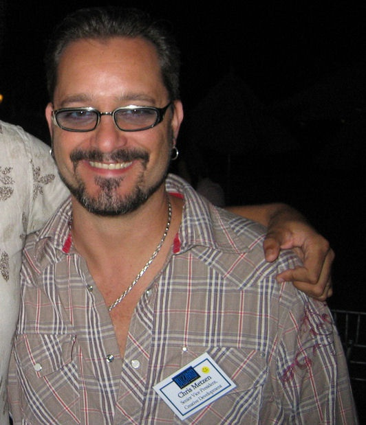 Chris Metzen, 2009 Blizzcon, Wikimedia