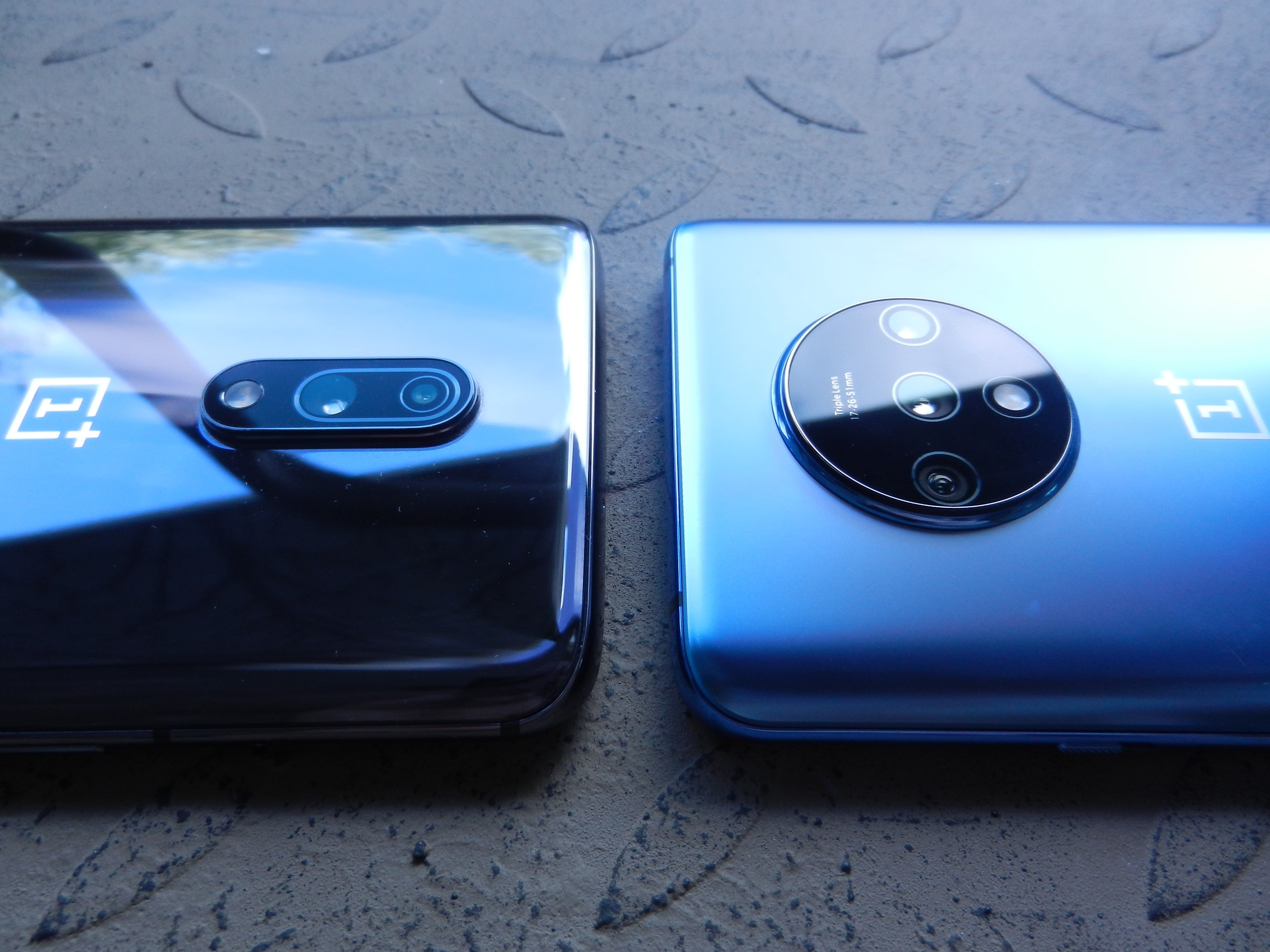 OnePlus 7 vs OnePlus 7T