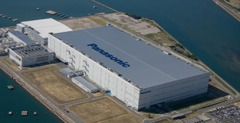 Panasonic lcd-fabriek Himeji