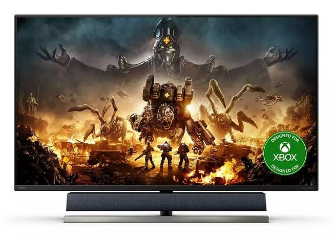 Philips Momentum Monitor Xbox