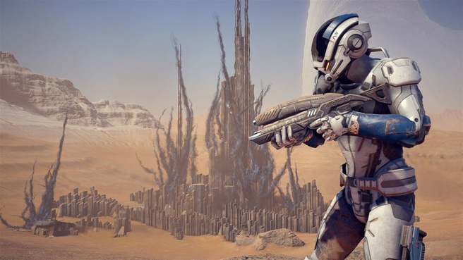 Mass Effect: Andromeda, Xbox One