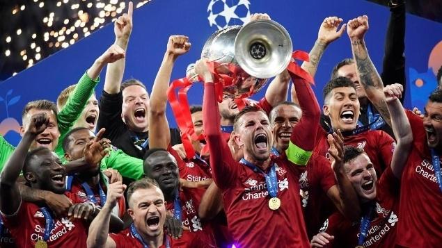 Champions League Winnaar