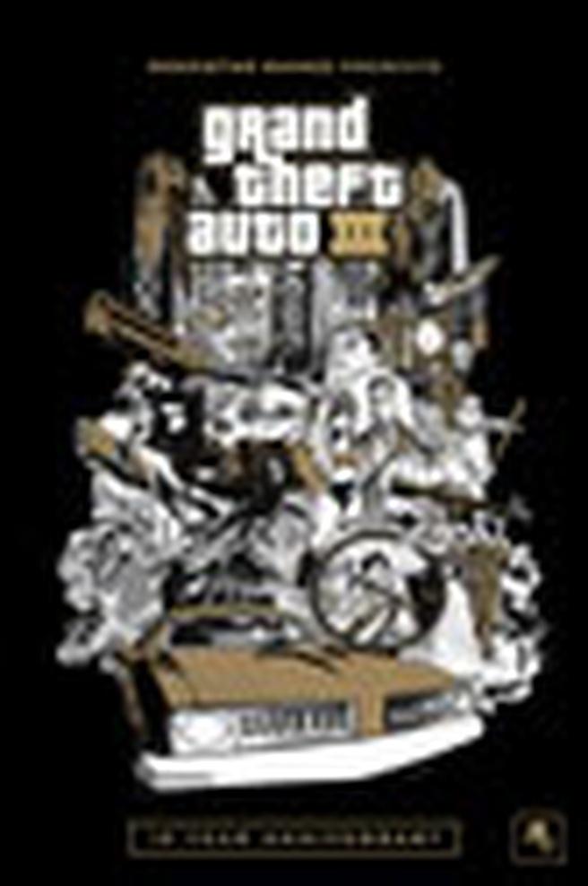 10 Jaar Grand Theft Auto III