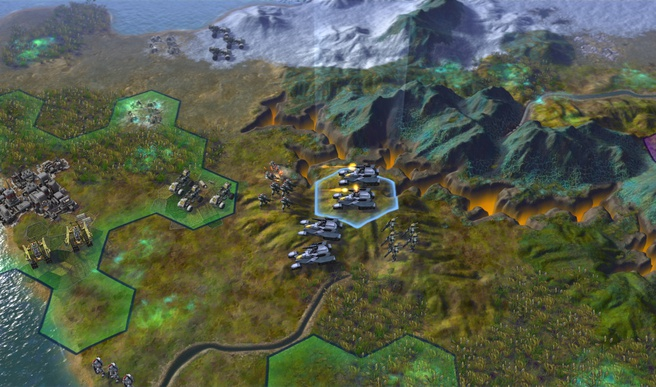 E3 - Civilization: Beyond Earth