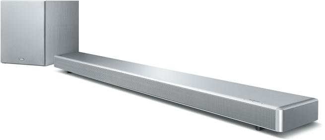 Yamaha MusicCast YSP-2700 Zilver