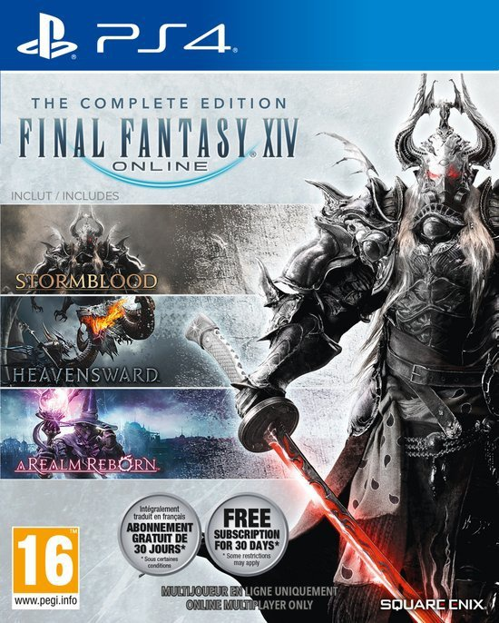 Final Fantasy XIV Online - Complete Edition