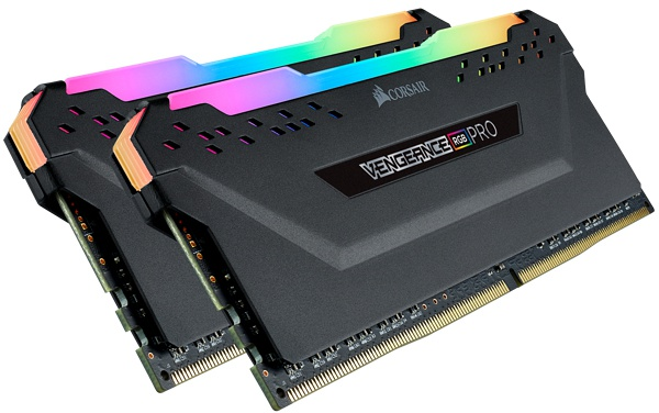 Corsair RGB PRO 32 GB, DDR4, 3466 MHz