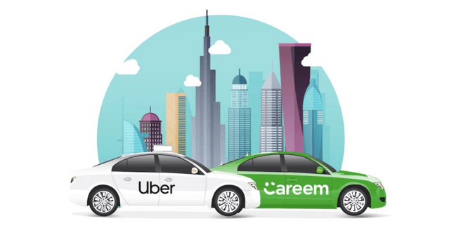 Uber Careem overname