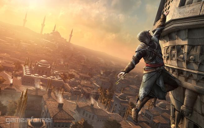 Eerste screenshot Assassin's Creed: Revelations
