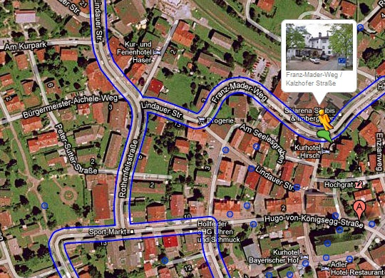 Duitse google street view gaat online it pro nieuws for Huis zichtbaar maken google streetview