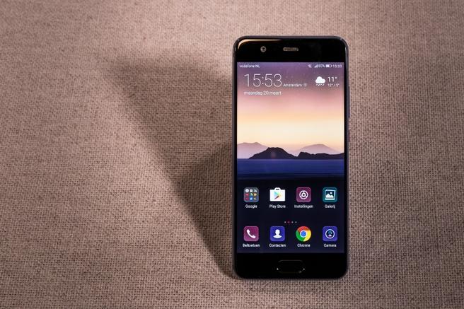 Productfoto's Huawei P10