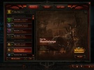 Diablo III - Interface