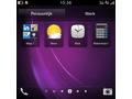Screenshot BlackBerry Q10