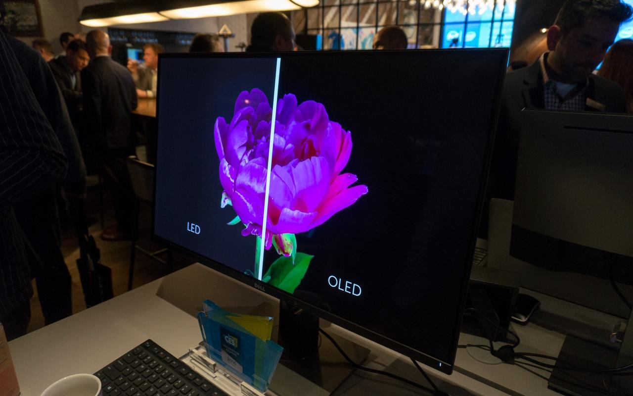 Dell UltraSharp 30 OLED