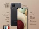 Samsung Galaxy A12 en A02s