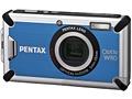 Pentax Optio W80 blauw