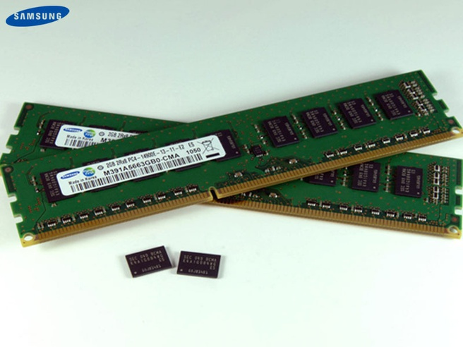 Samsung ddr4-geheugen