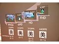 """Samsung 4,99"""" full-hd-scherm @ CES2013 (bron: AnandTech)"""
