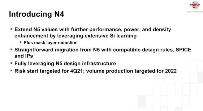TSMC N4
