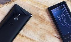 Sony Xperia XZ2 Compact en XZ2