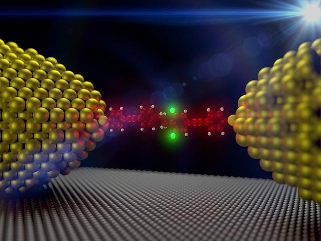 diode molecuul