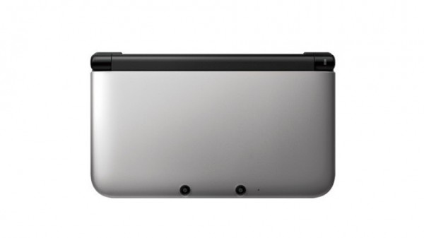 Nintendo 3DS XL Blauw, Zwart