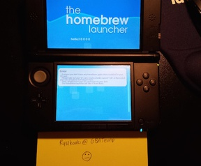 Nintendo 3DS Homebrew