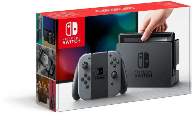 Nintendo Switch Zwart