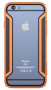 Nillkin Nillkin Bumper Case Apple iPhone 6 (Armor Series Orange)