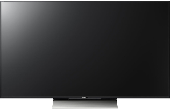 Sony Bravia KD-55XD8005 Zwart