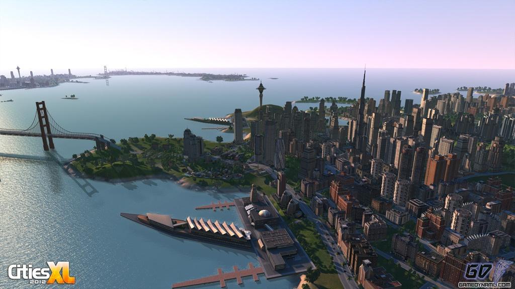 City XL 2012