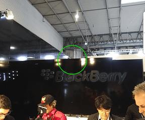 BlackBerry KEYone preview