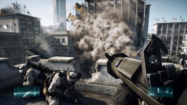 Battlefield 3 Premium Edition, Xbox 360 (Windows)