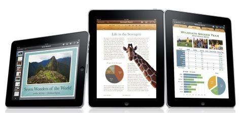 iPad iWorks