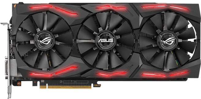 Asus ROG Strix RX VEGA56 OC edition 8GB