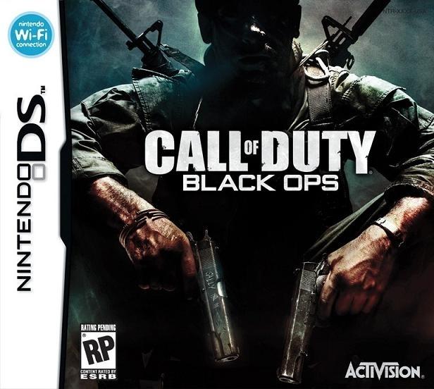 Packshot voor Call of Duty: Black Ops