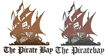 Pirate Bay logos