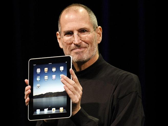 Steve Jobs iPad 1 2010