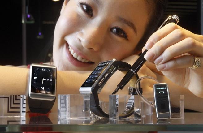 Samsung S9110 uit 2009