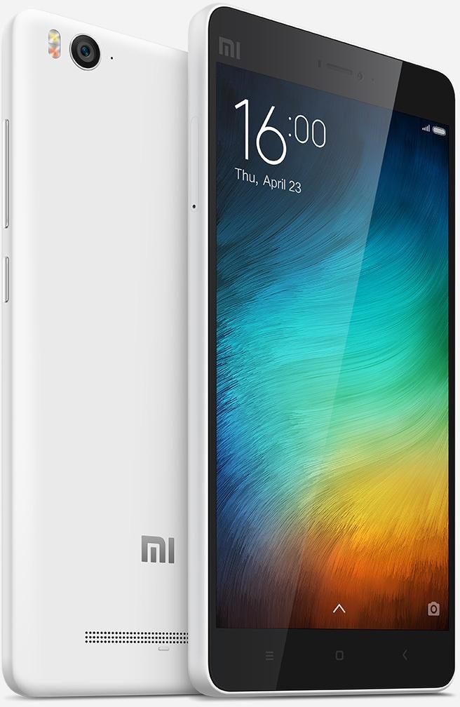 Xiaomi Mi 4i 16GB Wit Cyaan, Geel, Roze, Wit, Zwart